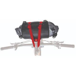 Blackburn BAG HANDLEBAR ROLL OUTPOST W/DRYBAG Black