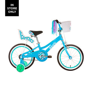 MALVERN STAR CRUISESTAR 16 Light Blue Green