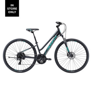 AVANTI DISCOVERY 2 LOW Charcoal/Green