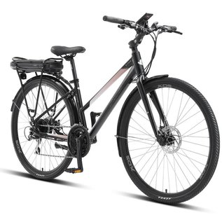XDS E-VOKE E-BIKE Step-Thru Black