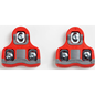 Bontrager CLEATS 6 DEGREE Red