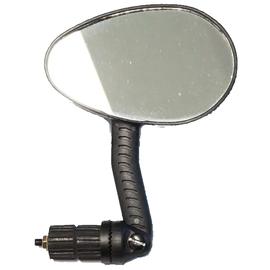 MIRROR WITH REFLECTOR RH 19mm