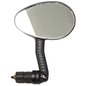 MIRROR WITH REFLECTOR RH 19mm