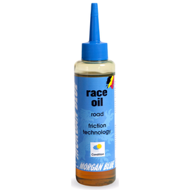 MORGAN BLUE LUBE OIL RACE