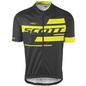 SCOTT JERSEY RC TEAM 10 Black Yellow