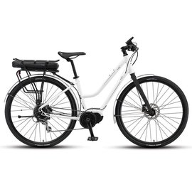 XDS E-CRUZ E-BIKE LADIES Polar White