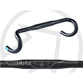 Pro ROAD BAR - LT COMPACT 42CM 31.8MM BLK
