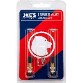 Joe's No Flats TUBELESS VALVES SCHRADER