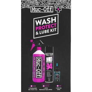 Muc Off WASH KIT/PRO LUBE WET