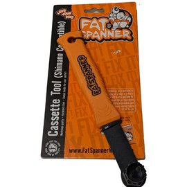 FAT SPANNER CASSETTE REMOVER SHIMANO WITH HANDLE