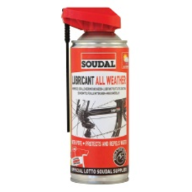 SOUDAL ALL WEATHER LUBE 400ml