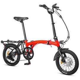 "ICON E-MICRO 16"" Folding E-Bike"
