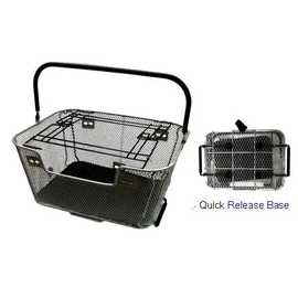 BASKET - Pet Carrier, Rear