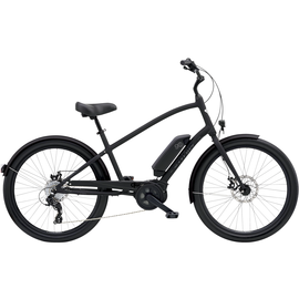 ELECTRA TOWNIE GO! 8D STEP-OVER Black