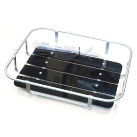 BASKET FRONT Tray Style Alloy Frame