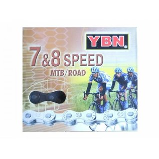 Yaban CHAIN 7/8 SPEED S52 Brown