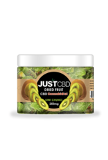 JustCBD Dried Fruit 250mg