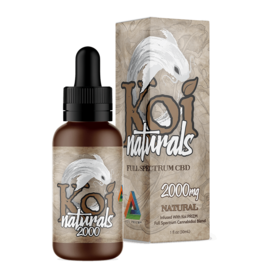 Koi CBD KOI Naturals Full Spectrum 2000mg Tincture