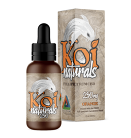 Koi CBD KOI Naturals Full Spectrum 250mg Tincture