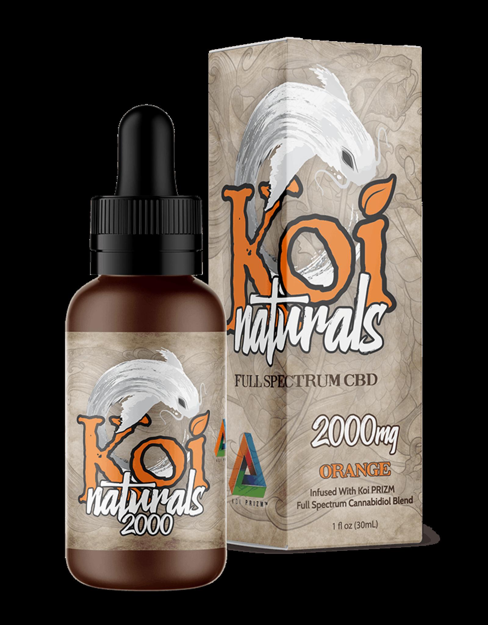 Koi CBD KOI Naturals Full Spectrum 2000mg Tincture
