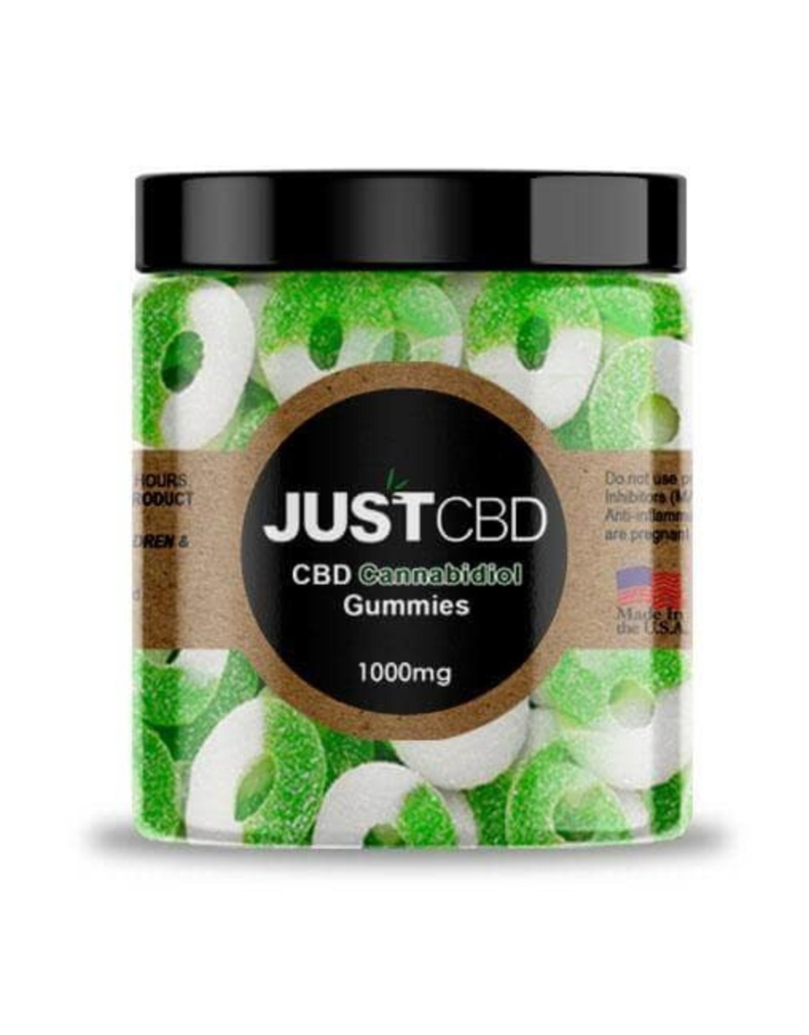 JUST CBD JustCBD Gummies 1000mg