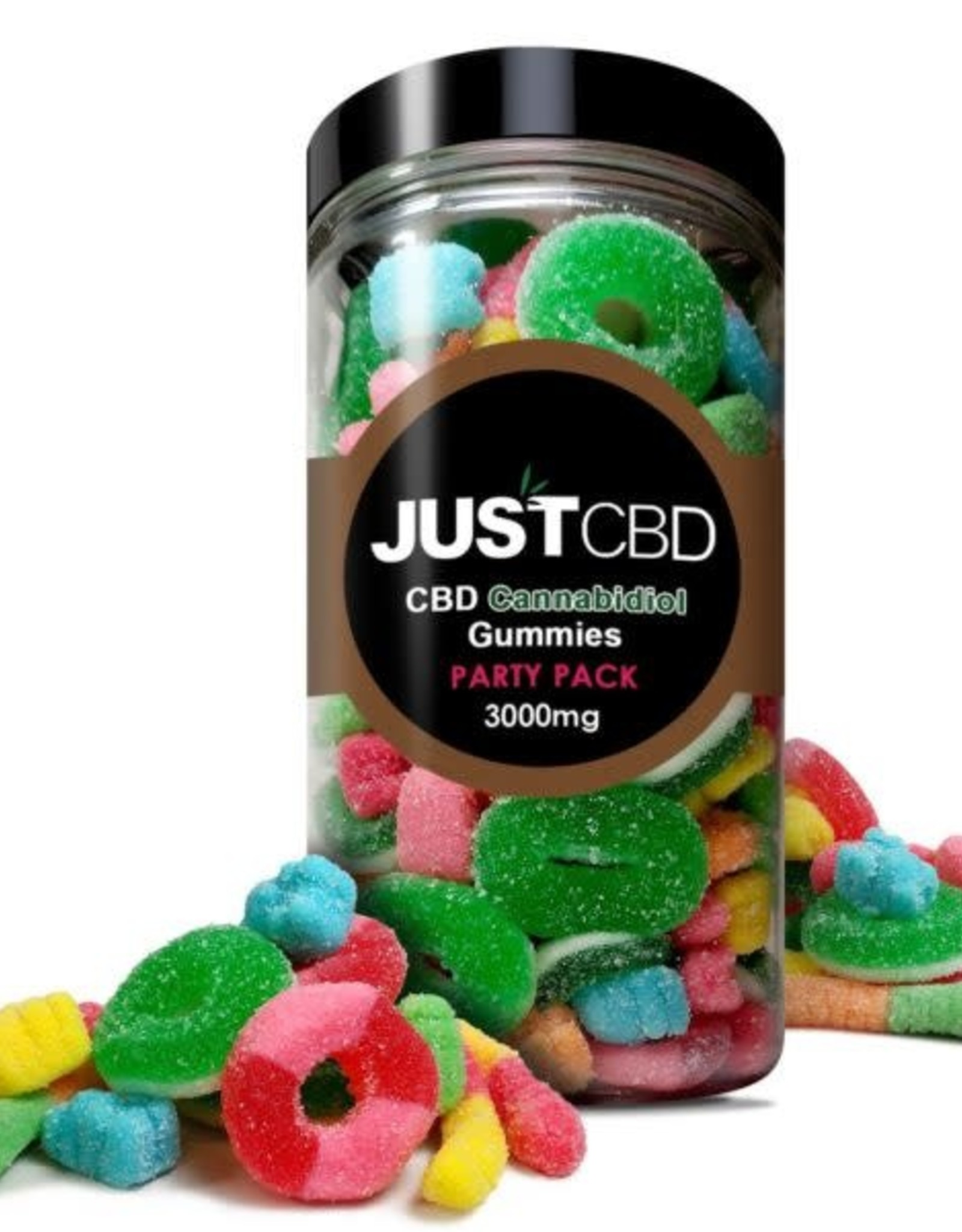 JustCBD 3000mg