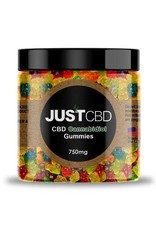 JustCBD Gummies 750mg