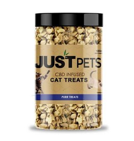 JustCBD Cat Purr Treats 100mg