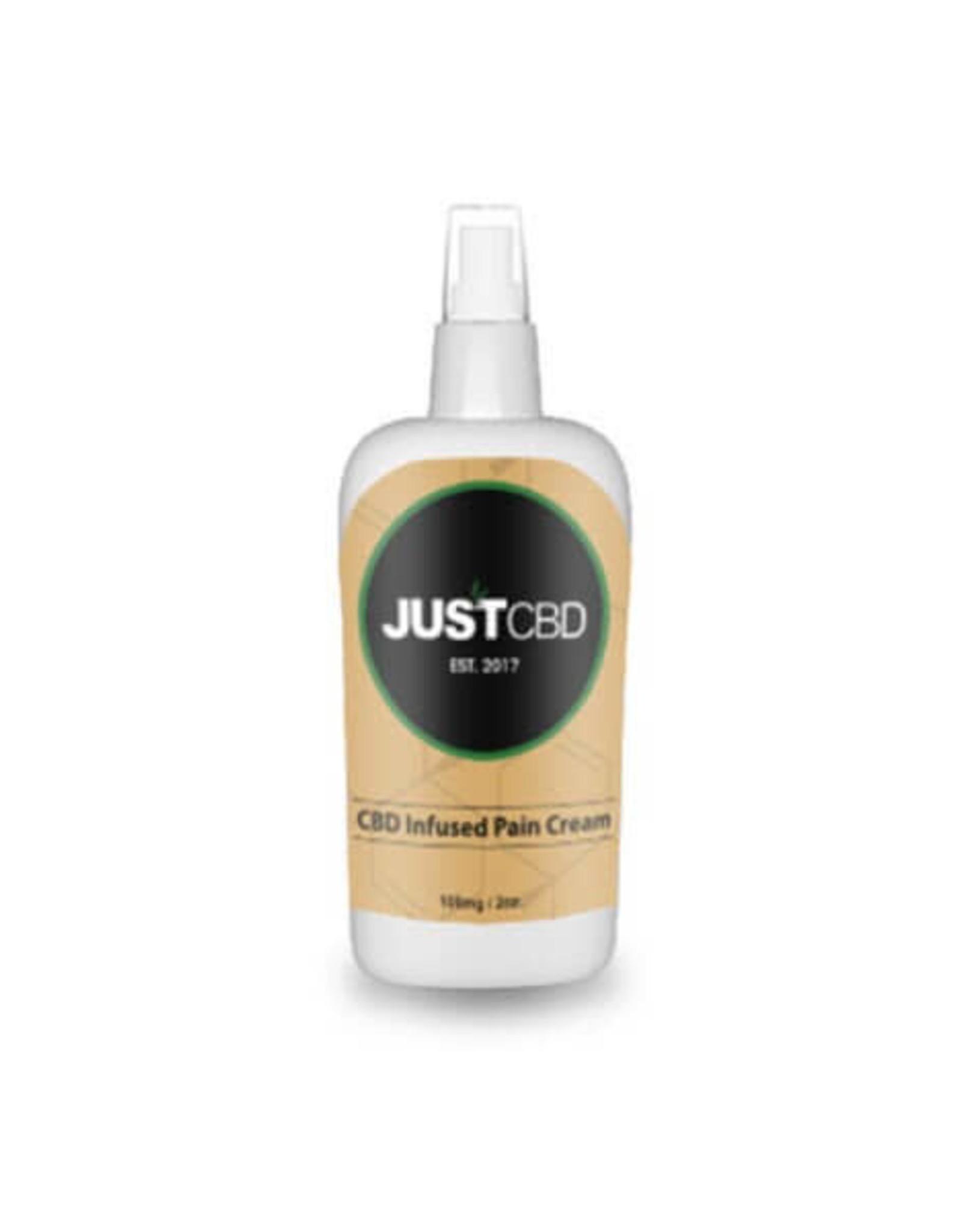 JustCBD Pain Cream 100mg