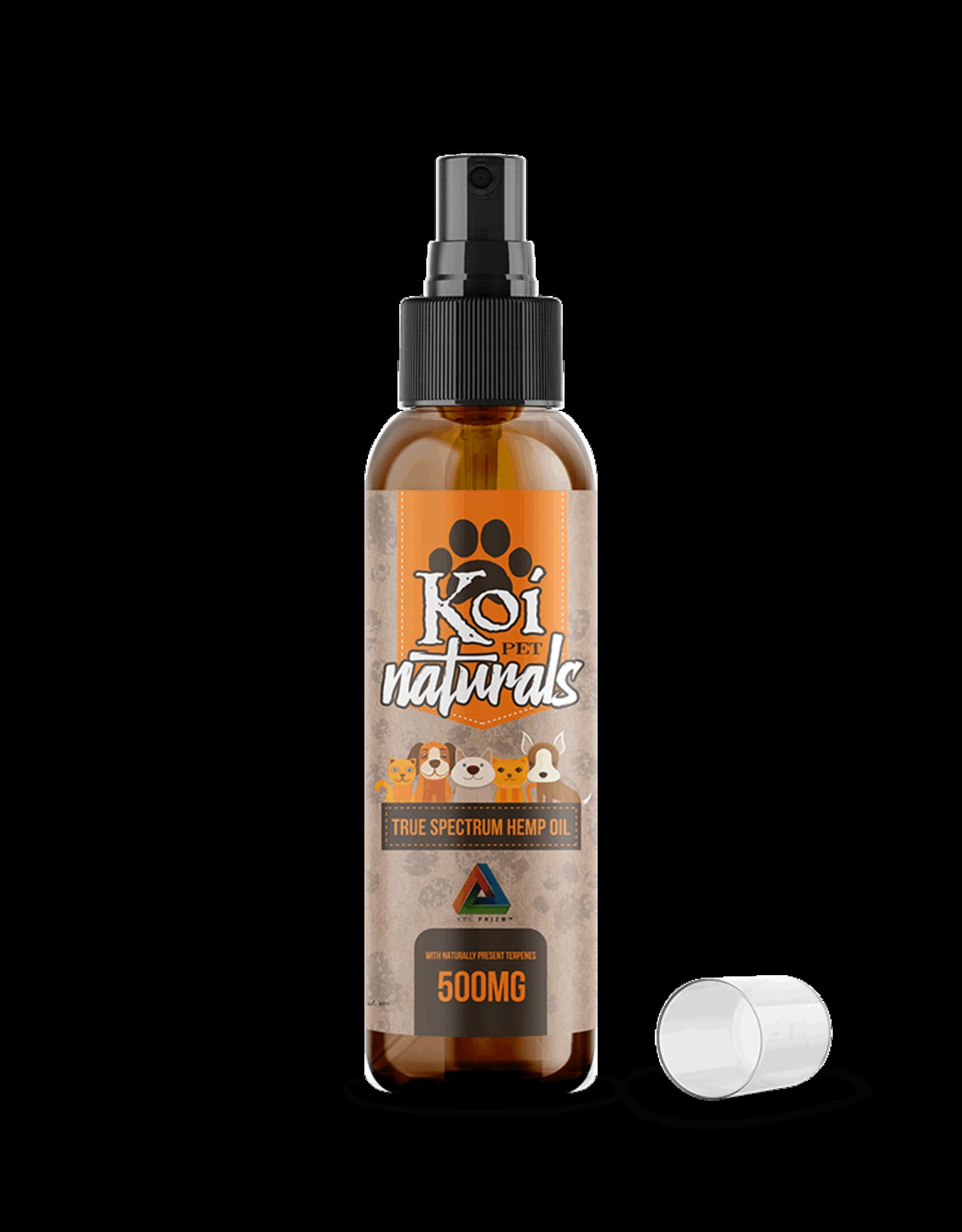 Koi CBD Koi Naturals Hemp Extract 500 mg CBD Pet Spray