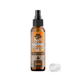 Koi CBD Koi Naturals Hemp Extract 500 mg CBD Pet Spray