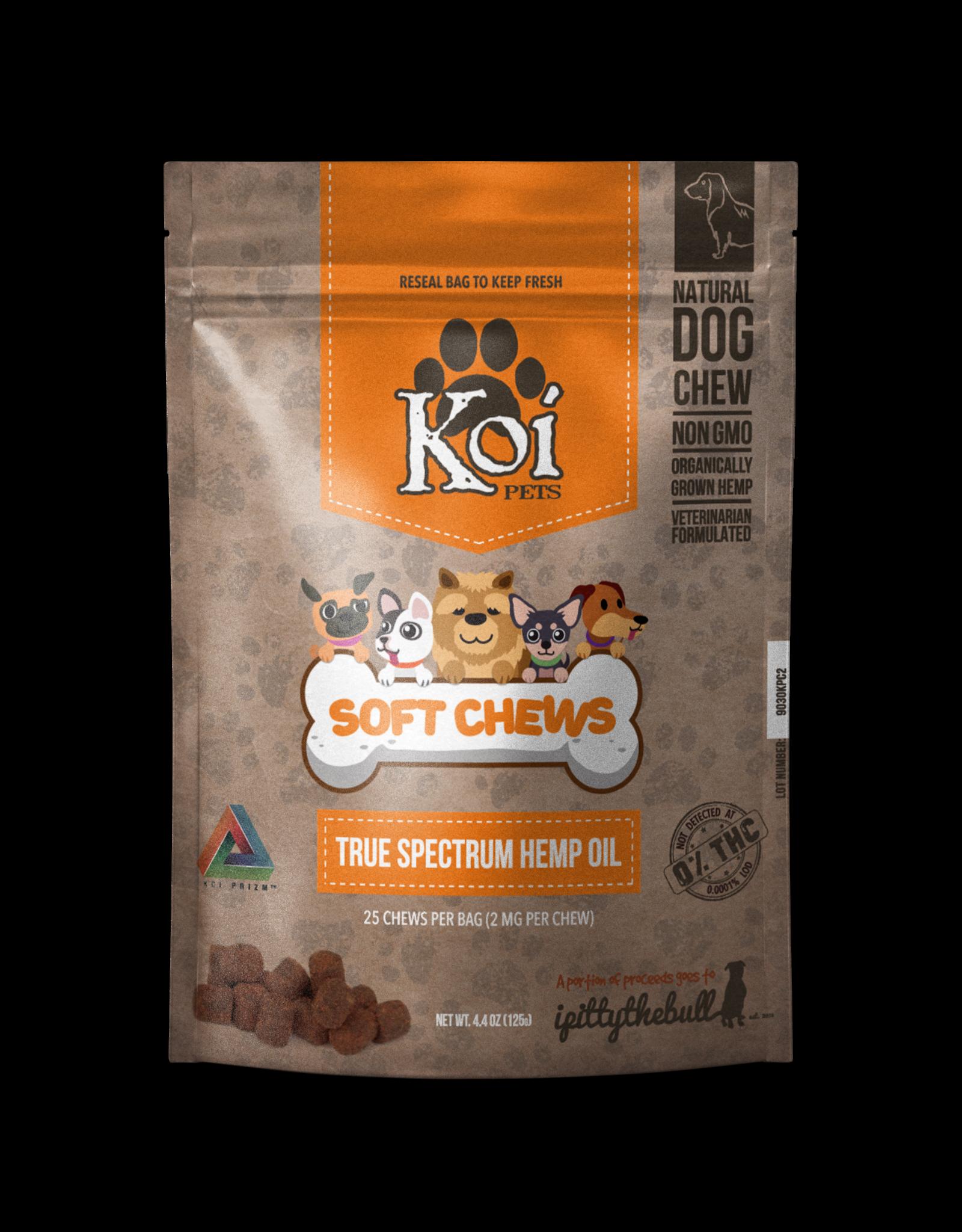Koi CBD KOI Pets Soft Chews