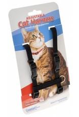 Coastal Black Adjustable Cat Harness
