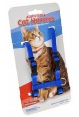 Coastal Blue Adjustable Cat Harness