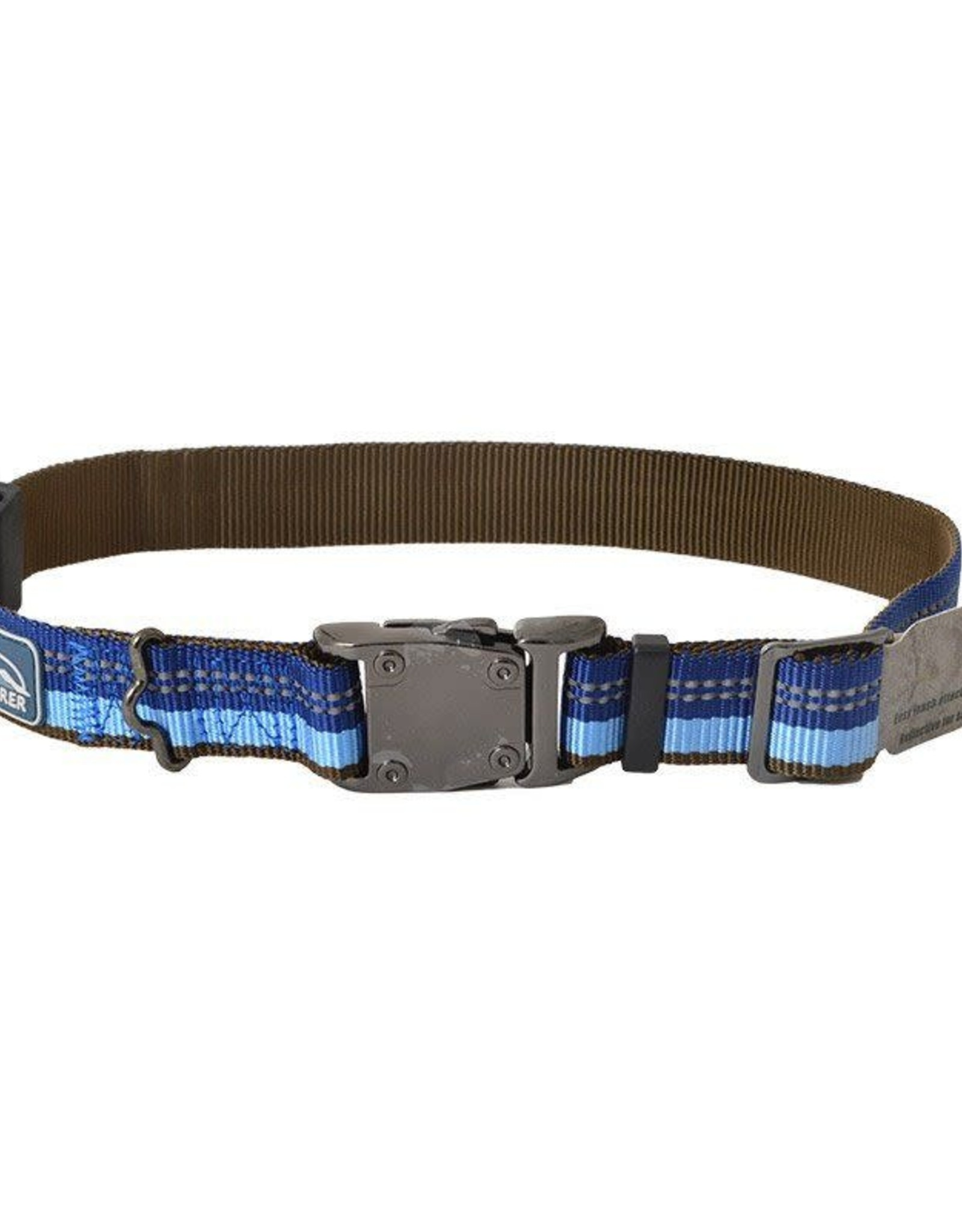 Coastal Explorer Medium Reflective Collar