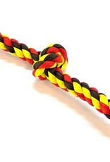"""Mammoth Flossy 3 Knot Tug Rope 25"""""""