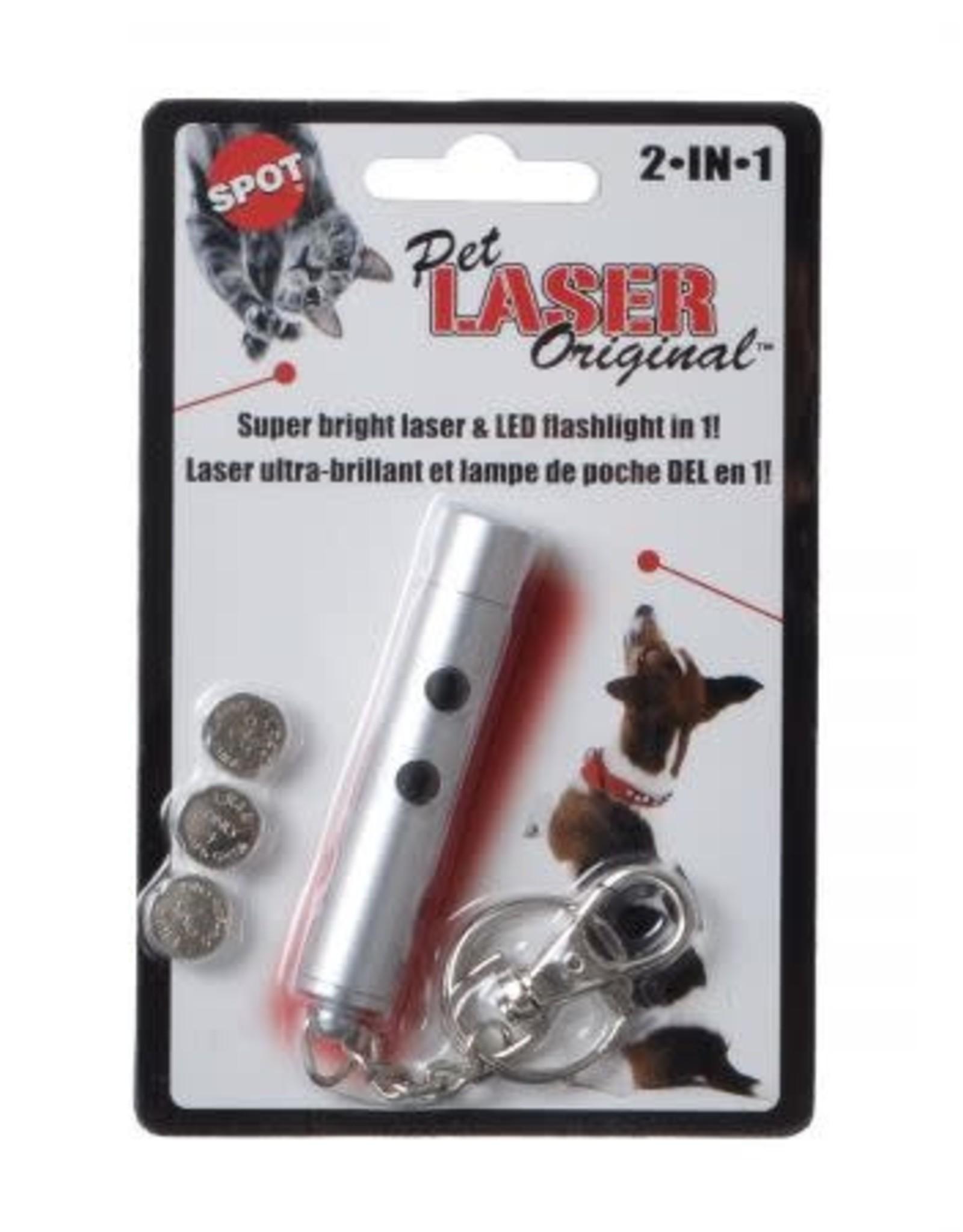 Spot 2 in 1 Pet Laser