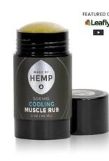 Made By Hemp Muscle Rub 500mg
