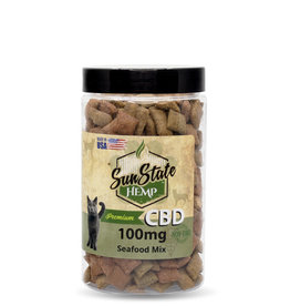 SunState Cat Seafood Mix 100mg