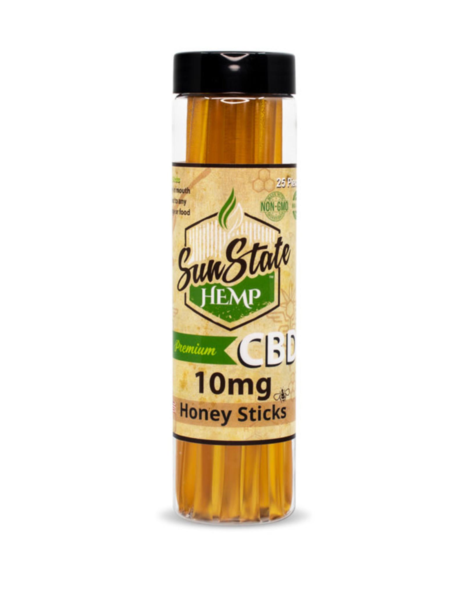 Sun State Honey Sticks 25pcs
