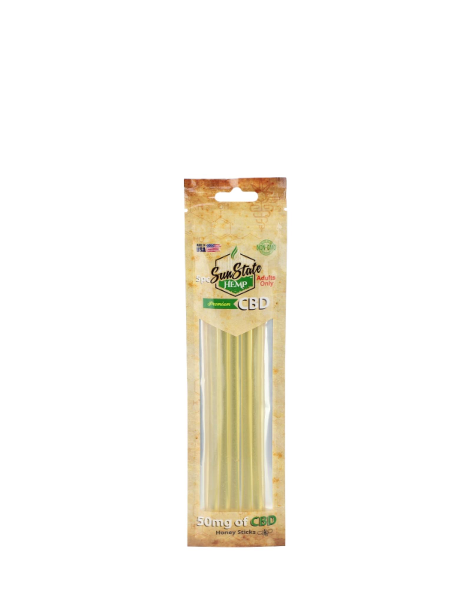 SunState Honey Sticks 5pcs