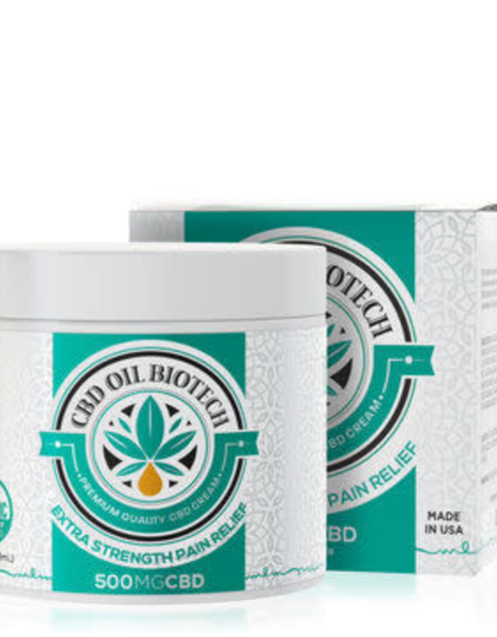 Diamond Biotech Pain Cream 500mg