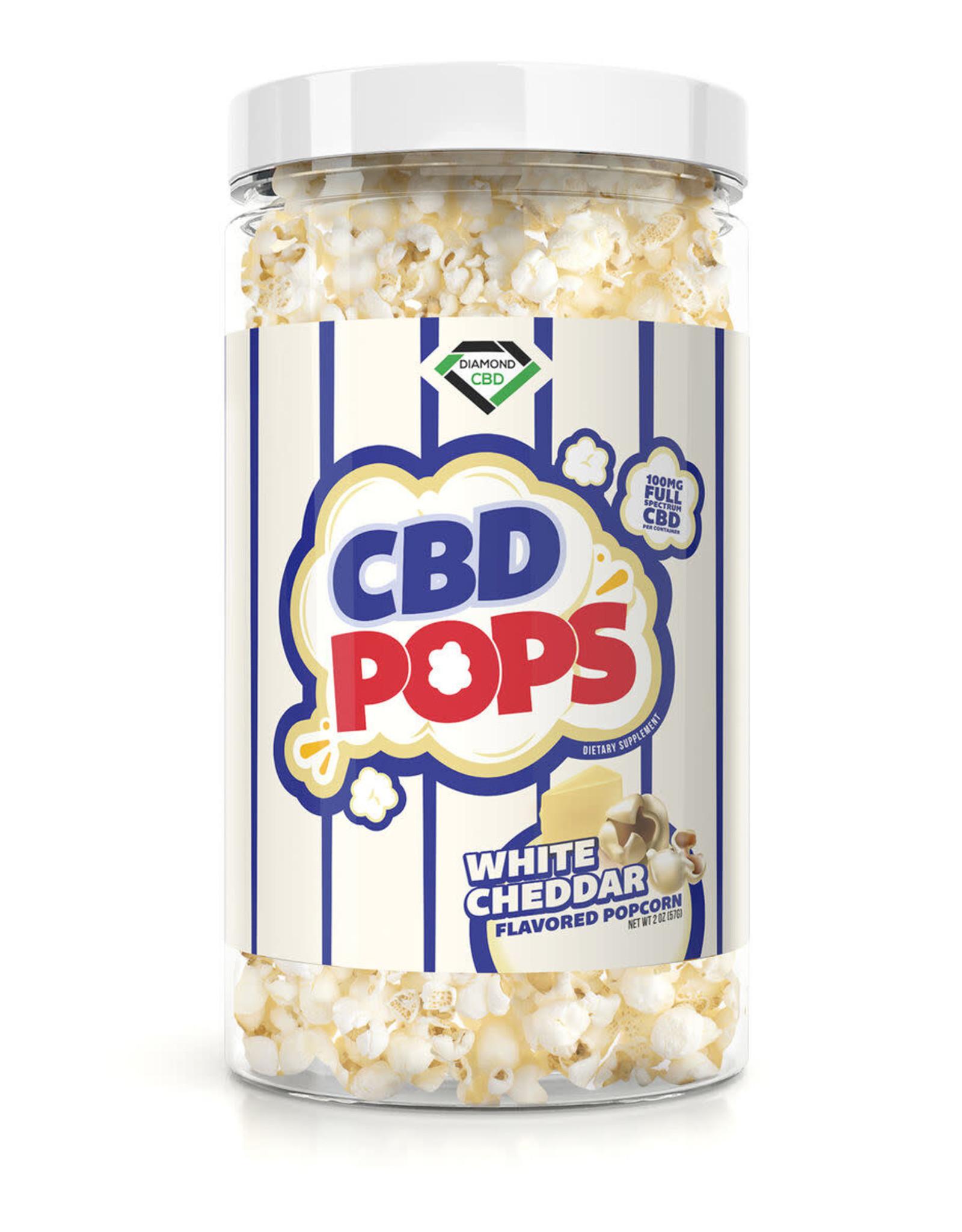 Diamond CBD White Cheddar Popcorn