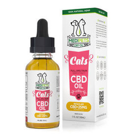 Diamond Medipets Oil Cats  25mg (30ml)