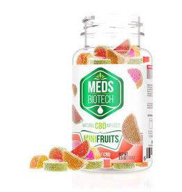 Diamond Meds Biotech Mini Fruit Gummies 200mg