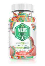 Diamond Meds Biotech Rainbow Gummie Bites 1000mg