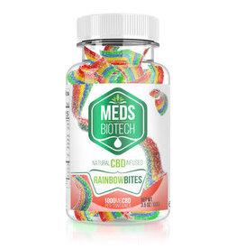 Diamond Meds Biotech Rainbow Gummie Bites 200mg