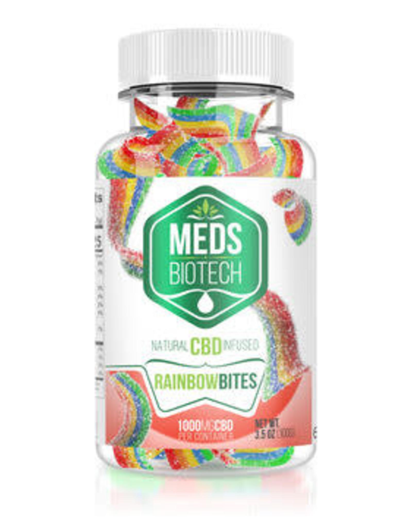 Diamond Meds Biotech Rainbow Gummie Bites 500mg