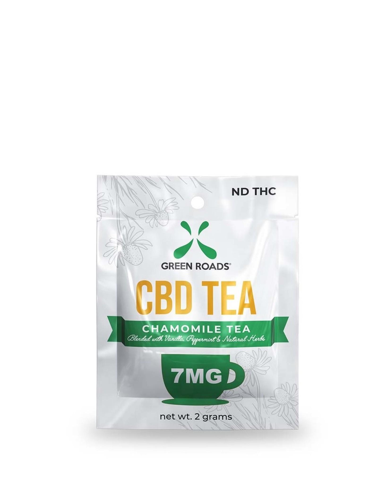 Green Roads Chamomile Tea