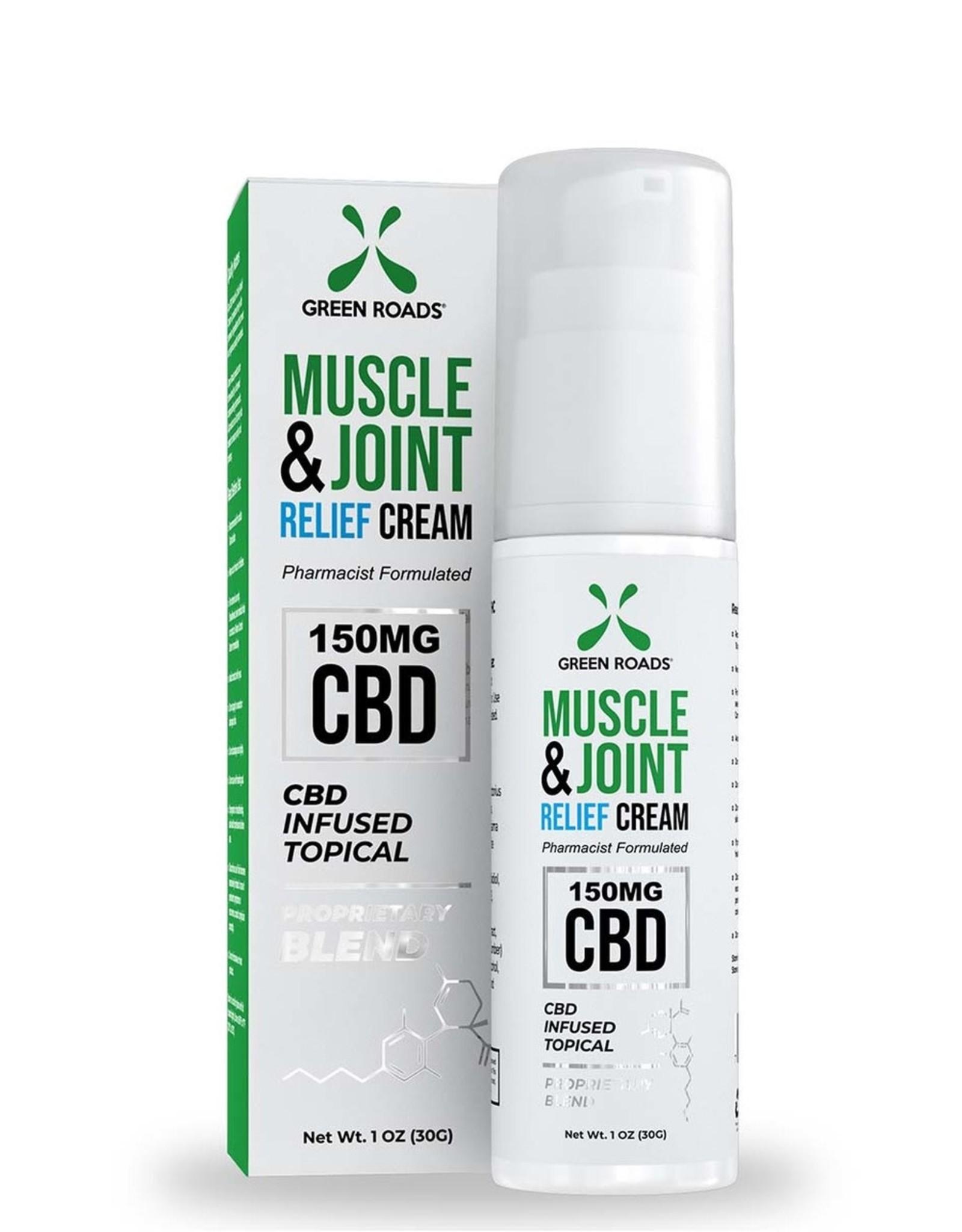 Green Roads Joint Cream 150mg